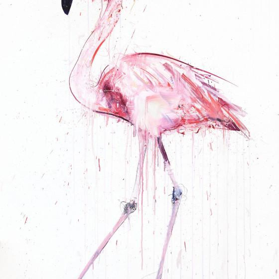 Flamingo II, 2015