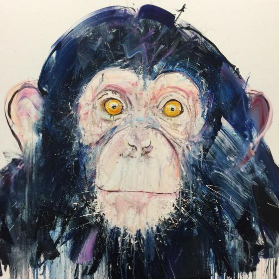 Chimpanzee, 2015