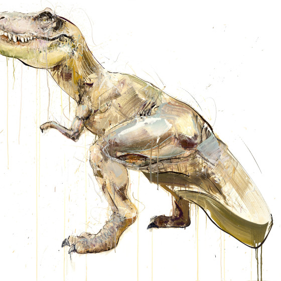 Tyrannosaurus I , 2020
