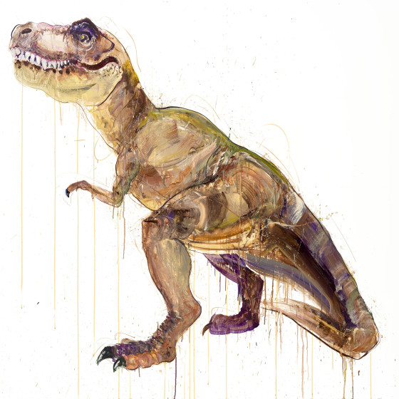 Tyrannosaurus V, 2020