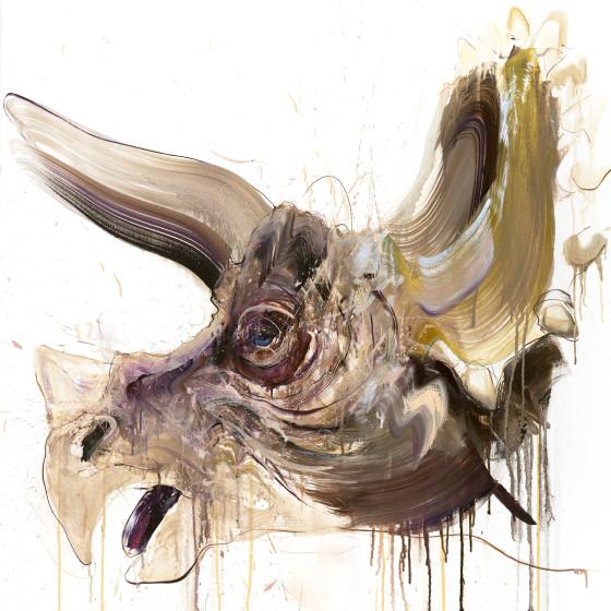 Triceratops III, 2020