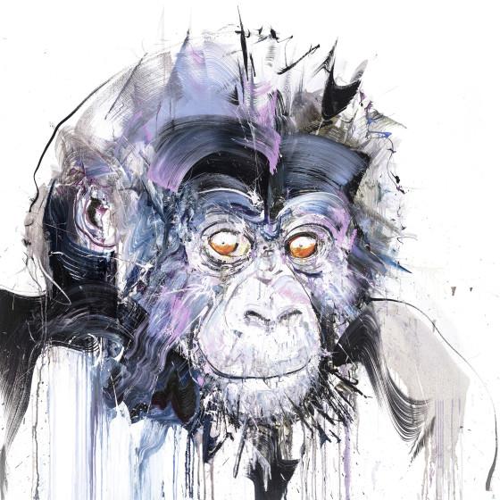 Baby Gorilla I, 2018