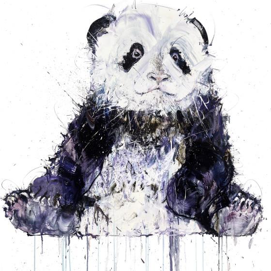 Young Panda II, 2018