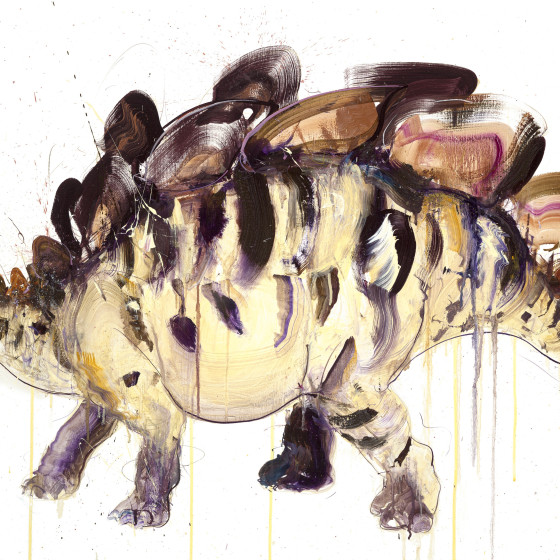 Stegosaurus I, 2020