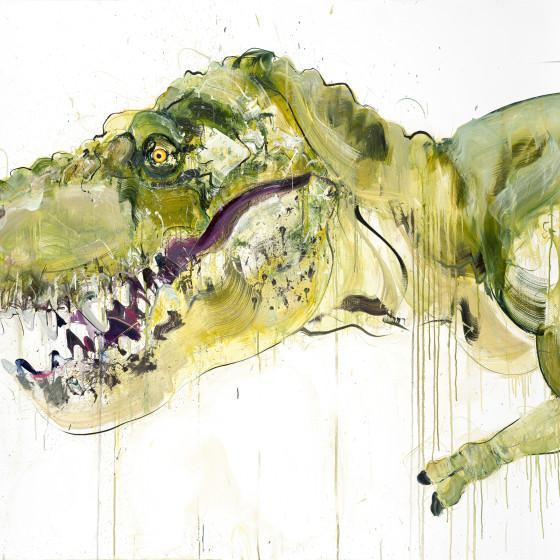 Tyrannosaurus III, 2020