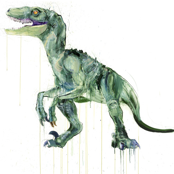 Velociraptor, 2020