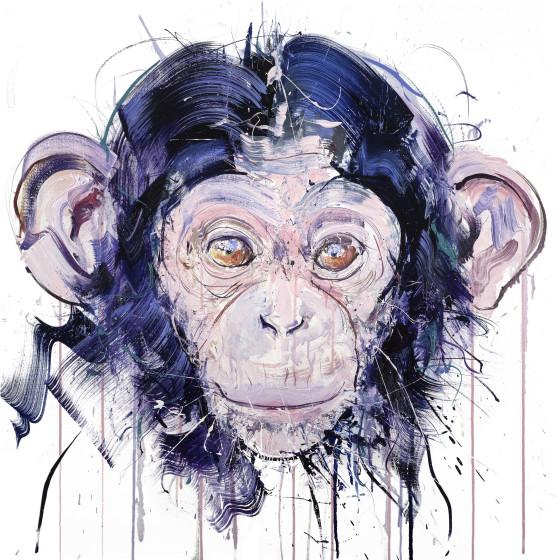 Baby Chimp , 2018
