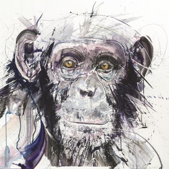 Chimp I, 2017