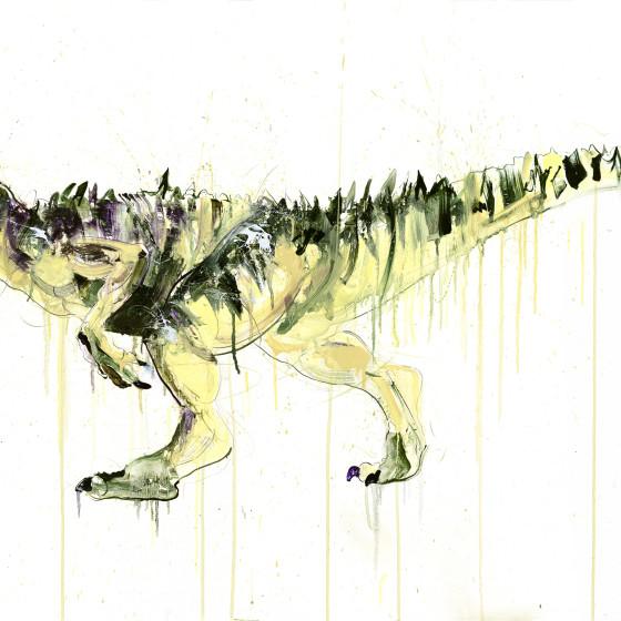 Allosaurus, 2020