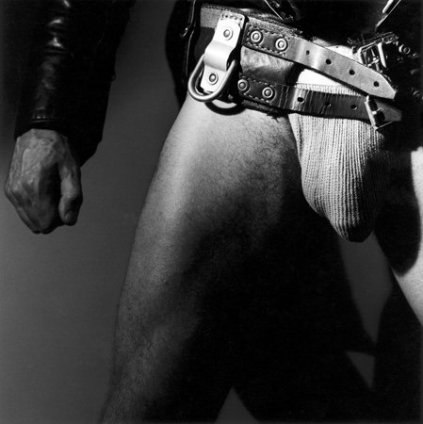Robert Mapplethorpe Patrice, 1977, Printed in 2009 Silver gelatin print Paper size: 16 x 20 ins / 41 x 51 cms XB Stamped and signed by the Robert Mapplethorpe Estate