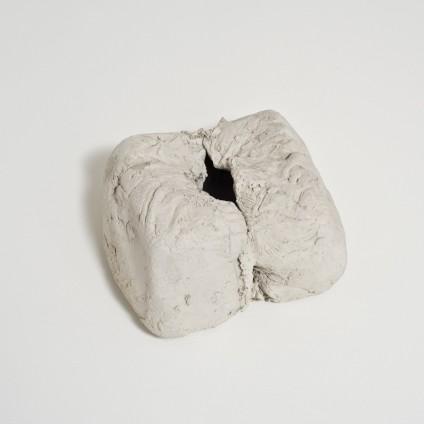 Hannah Wilke  Foraminifer, 1961-63  Terracotta  9.3 x 15 x 17.5 cm, 3 5/8 x 5 7/8 x 6 7/8 ins  not signed