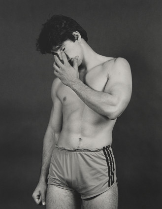 Robert Mapplethorpe  Arthur Diovanni, 1982  Silver Gelatin Print  50.8 x 40.6 cm, 20 x 16 ins, paper size  73.3 x 60.1 cm, 28 7/8 x 23 5/8 ins, framed  Edition 5/10  Printed in 2012
