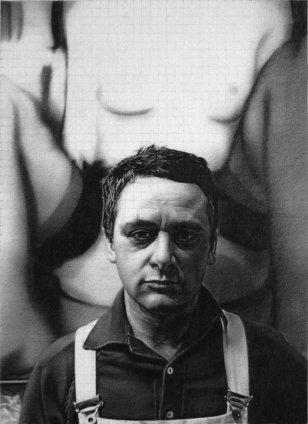 Dan Fischer Gerhard Richter, 2011 Graphite on paper Image size: 16.2 x 11.7 cm 6 3/8 x 4 5/8 ins Paper size: 40.64 x 29.53 cm 16 x 11.6 in Framed: 44.1 x 32.9 cm 17 3/8 x 13 ins