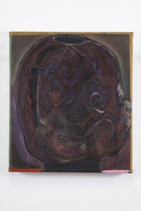 Ryan Mosley  Portrait of a Jug, 2011  Oil on linen  40 x 35 cm 15 3/4 x 13 3/4 ins