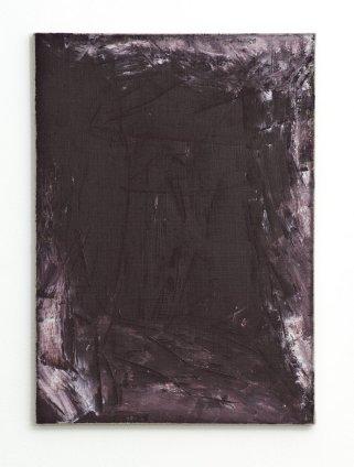 Sheila Hicks Sans Titre, 2013 MDF, paint 44 x 31 x 1 cm / 17 3/8 x 12 1/4 x 3/8 ins