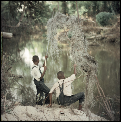 Gordon Parks Untitled, Shady Grove Alabama, 1956 Archival Pigment Print 86.4 x 86.4 cm, 34 x 34 ins, paper size 89.5 x 88.9 cm, 35 1/4 x 35 ins, framed Edition 4/7 Printed in 2019