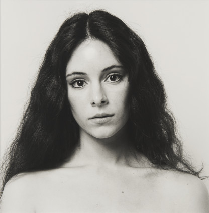 Robert Mapplethorpe  Madeline Stowe, 1982  Silver Gelatin Print  50.8 x 40.6 cm, 20 x 16 ins, paper size  Edition 2/10  Printed in 2005