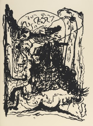 Michael Bauer  Gift (Hush) 1, 2015  Screenprint on paper, framed  76.2 x 56.5 cm, 30 x 22 1/4 ins  Edition 1/3 + 1 AP