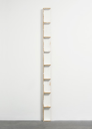 Fernanda Gomes Untitled, 2013 Wood, paint 168 x 11.5 x 5.5 cm, 66 1/8 x 4 1/2 x 2 1/8 ins (Accompanied by Certificate of Authenticity signed by Fernanda Gomes)