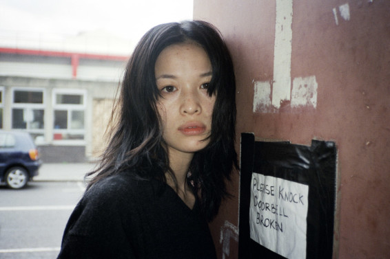 Juergen Teller  Maki, London, 24th March 1999  Giclee print  25.4 x 30.5 cm, 10 x 12 ins  29.5 x 35 cm, 11 5/8 x 13 3/4 ins framed  Edition 1/5