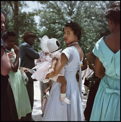 Gordon Parks Untitled, Shady Grove, Alabama, 1956 Archival Pigment Print 86.4 x 86.4 cm, 34 x 34 ins, paper size 89.5 x 88.9 cm, 35 1/4 x 35 ins, framed Edition of 7 Printed in 2019