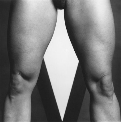 Robert Mapplethorpe Lisa Lyon, 1980 Silver gelatin print Paper size: 50.8 x 40.6 cms / 20 x 16 ins Edition 1/15 Signed by Robert Mapplethorpe