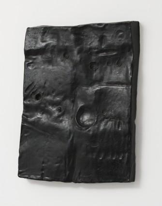 Erika Verzutti Jupiter, 2013 Bronze 57 x 45 x 6 cm 22 1/2 x 17 3/4 x 2 3/8 ins Edition 1/3 + 1AP