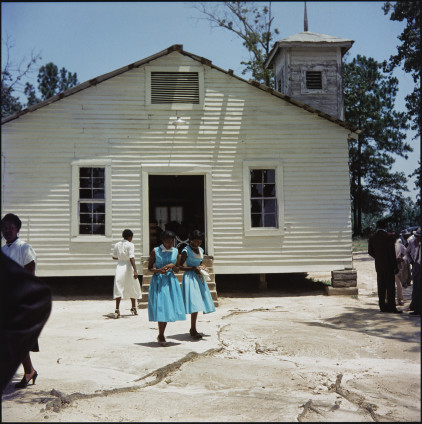Gordon Parks Untitled, Shady Grove, Alabama, 1956 Archival Pigment Print 71.1 x 71.1 cm, 28 x 28 ins, paper size 82.3 x 81.7 cm, 32 3/8 x 32 1/8 ins, framed Edition of 10 Printed in 2015