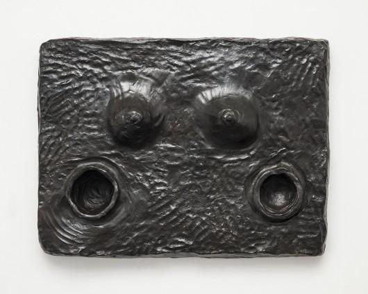 Erika Verzutti  Parque México, 2015  Bronze  65 x 85 x 15 cm, 25 5/8 x 33 1/2 x 5 7/8 ins  Edition 2/3 + 1AP