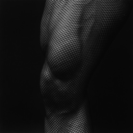 Robert Mapplethorpe Leg, 1983 Silver Gelatin print, framed Unframed: 50.8 x 40.6 cm / 20 x 16 ins Framed: 63.6 x 60.7 cm / 25 1/8 x 23 7/8 ins Edition 6/10 Stamped and Signed by The Robert Mapplethorpe Estate