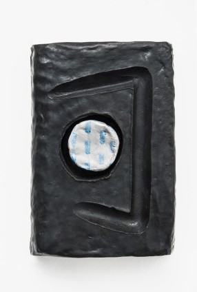 Erika Verzutti  Water, 2015  Bronze, aluminum and oil  31 x 21 x 7 cm, 12 1/4 x 8 1/4 x 2 3/4 ins  Edition 2/3 + 1AP