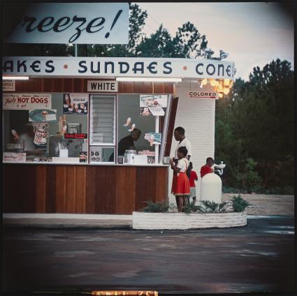 Gordon Parks Untitled, Shady Grove, Alabama, 1956 Archival Pigment Print 106.7 x 106.7 cm, 42 x 42 ins, paper size 109 x 109 x 3.2 cm, 42 7/8 x 42 7/8 x 1 1/4 ins, framed Edition 4/7 + 2 APs