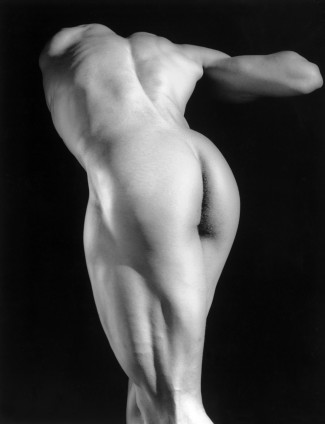 Robert Mapplethorpe Michael Reed, 1987 Silver Gelatin Print 61 x 50.8 cm, 24 x 20 ins, paper size 83.8 x 70.9 cm, 33 x 27 7/8 ins, framed Edition 10/10 + 2 APs Printed in 1990