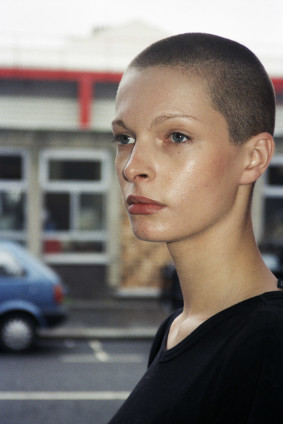 Juergen Teller Kate Orr, London, 30th March 1999 Giclee print 30.5 x 25.4 cm, 12 x 10 ins 35 x 29.5 cm, 13 3/4 x 11 5/8 ins, framed Edition 1/5