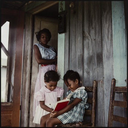 Gordon Parks Untitled, Mobile, Alabama, 1956 Archival Pigment Print 86.4 x 86.4 cm, 34 x 34 ins, paper size 88.5 x 88.5 x 3.2 cm, 34 7/8 x 34 7/8 x 1 1/4 ins, framed Edition 1/7 plus 2 APs Printed in 2020
