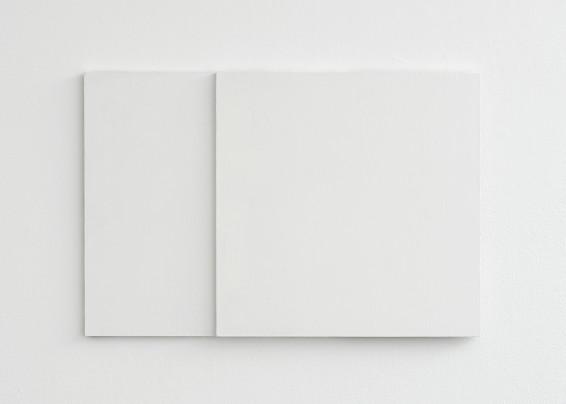 Fernanda Gomes Untitled, 2017 Wood, paint 40 x 60 x 2 cm, 15 3/4 x 23 5/8 x 3/4 ins