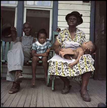 Gordon Parks Untitled, Mobile, Alabama, 1956 Archival Pigment Print 71.1 x 71.1 cm, 28 x 28 ins, paper size 74.3 x 74.3 cm, 29 1/4 x 29 1/4 ins, framed Edition 1/10 Printed in 2019