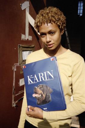 Juergen Teller  Shakira, London 23rd September 1998  Giclee print  30.5 x 25.4 cm, 12 x 10 ins  35 x 29.5 cm, 13 3/4 x 11 5/8 ins framed  Edition 1/5
