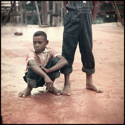 Gordon Parks Untitled, Shady Grove, Alabama, 1956 Archival Pigment Print 86.4 x 86.4 cm, 34 x 34 ins, paper size 89.5 x 88.9 cm, 35 1/4 x 35 ins, framed Edition 1/7 Printed in 2019