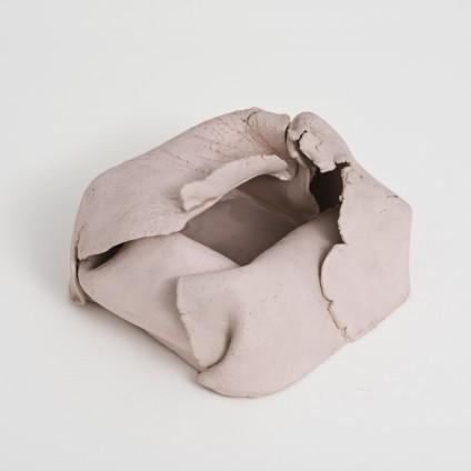 Hannah Wilke  Untitled, c. mid 1960s  Pink terracotta  10.8 x 19 x 17 cm 4 1/4 x 7 1/2 x 6 3/4 ins