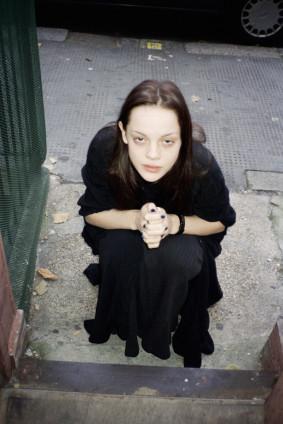 Juergen Teller  Jen Dawson, London, 3rd December 1998  Giclee print  30.5 x 25.4 cm, 12 x 10 ins  35 x 29.5 cm, 13 3/4 x 11 5/8 ins framed  Edition 1/5