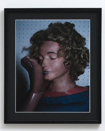 Thomas Zipp  3CMAMR No.21, 2012  C print on Baryt, framed  Paper size: 51 x 41 cm / 20 x 16 1/8 ins Framed: 62.5 x 52.5 cm / 24 5/8 x 20 5/8 ins