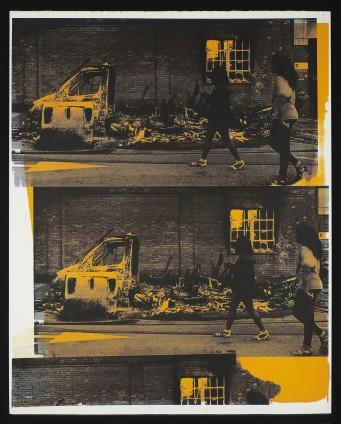 Transit Disaster Carcass Orange, 2012