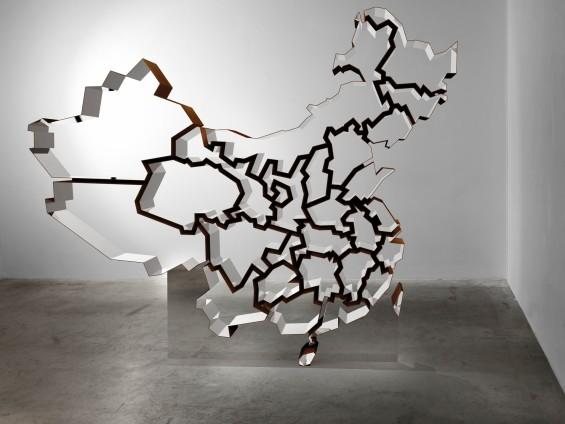 Ron Arad, Free Standing China, 2009