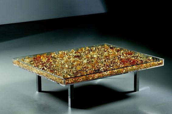 Yves Klein, Table Monogold™, 1961/1963
