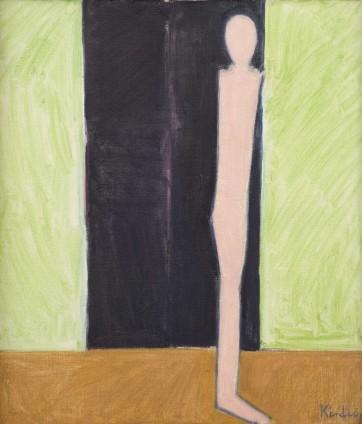 Peter Kinley, The Black Door, 1967