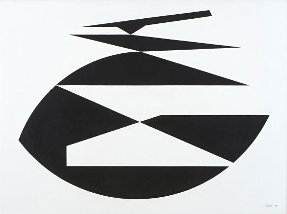 Geneviève Claisse, Evméa, 1965