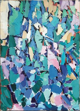 André Lanskoy, Générosité des herbes, 1959
