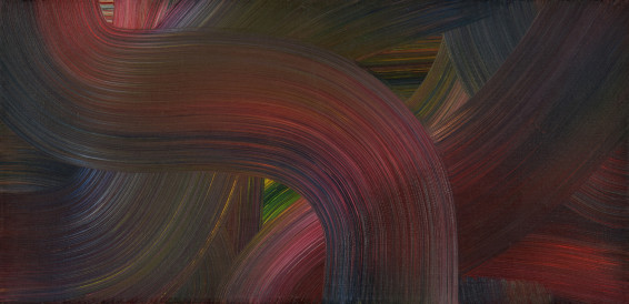 Gerhard Richter, Rot-Blau-Gelb, 1973