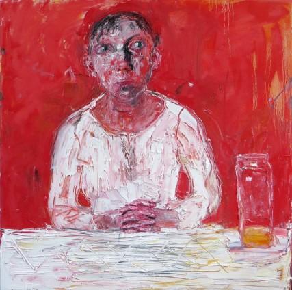 Shani Rhys James, Glass Jar, 2015
